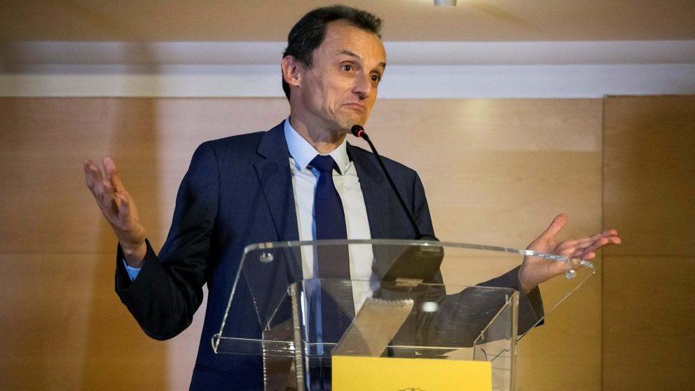 El ministro de Ciencia, Pedro Duque (EFE)