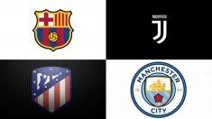 El Barcelona se une a la moda del cambio de escudo.