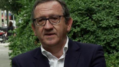 El presidente de Gestha, Carlos Cruzado