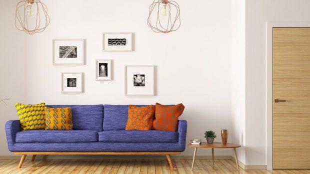 Cómo decorar con fotos la casa