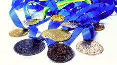 Las medallas, el objetivo principal de los Deportes Olímpicos.