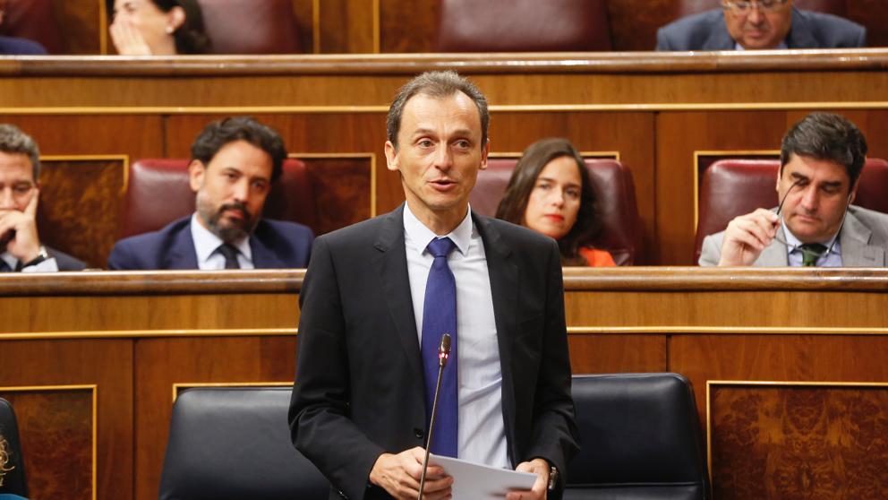 Pedro Duque, ministro de Ciencia, Innovación y Universidades. (Foto: Moncloa)
