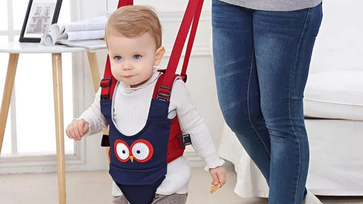 Analizamos pros y contras en el arnés para bebés