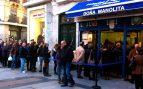 los establecimientos más famosos para comprar Loteria de Navidad