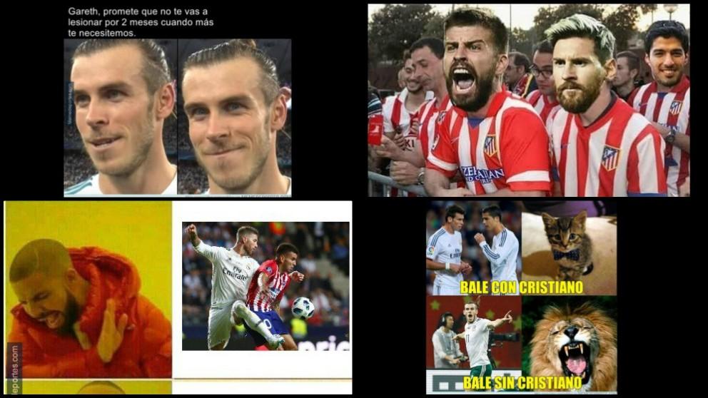 Los mejores memes del Real Madrid – Atlético.