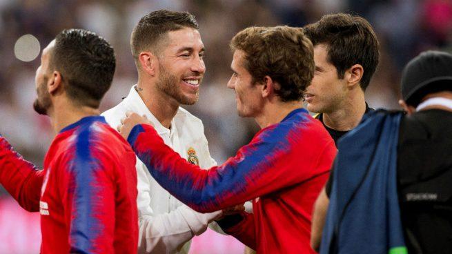 Sergio Ramos lamenta no haber superado al Barça en la tabla
