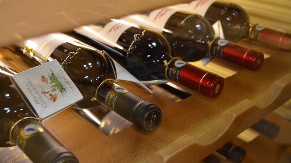 Una bodega en casa es una gran idea para los amantes del vino