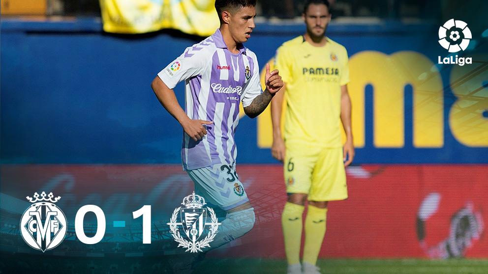 El Valladolid gana en Villarreal. (EFE)