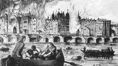 El Gran Incendio de Londres se produjo el 2 de septiembre de 1666 |  | Efemérides del 2 de septiembre de 2018