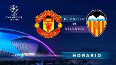Champions League 2018: Manchester United – Valencia | Horario del partido de fútbol de Champions League