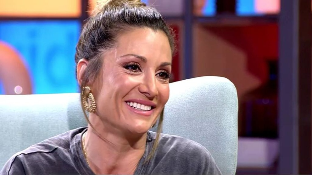 Nagore Robles en 'Viva la vida'. (Foto: Telecinco)