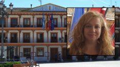 Ayuntamiento de Ciempozuelos y su alcaldesa Chus Alonso.