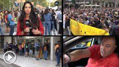 Los CDR colapsan las calles de Barcelona