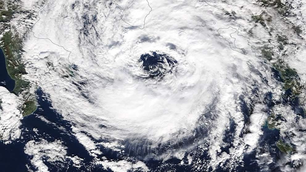 Conoce el gran ciclón del Mediterráneo llamado Medicane