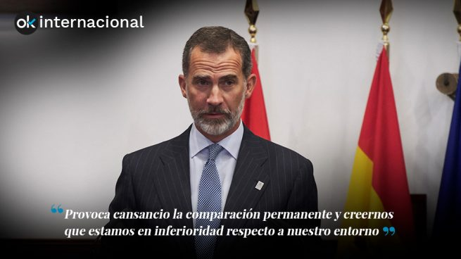 ¿Por qué la monarquía española es ejemplarizante?