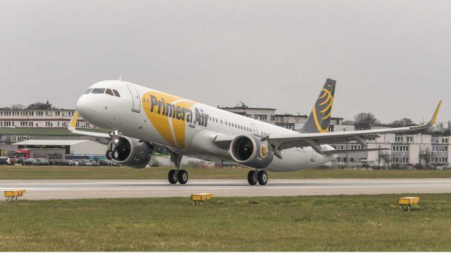 A la quiebra la low cost danesa Primera Air, que había anunciado una base en Madrid-Barajas