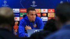 Rodrigo, durante una rueda de prensa. (AFP)