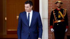 Pedro Sánchez, presidente del Gobierno.
