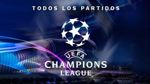Todos los partidos de la Champions League de hoy