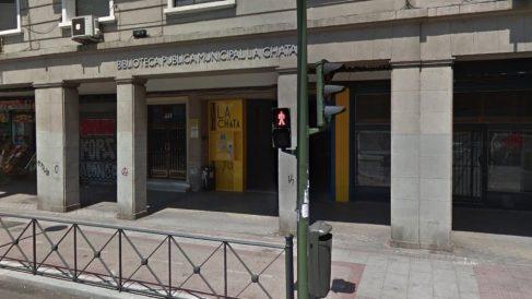 Biblioteca Municipal La Chata.