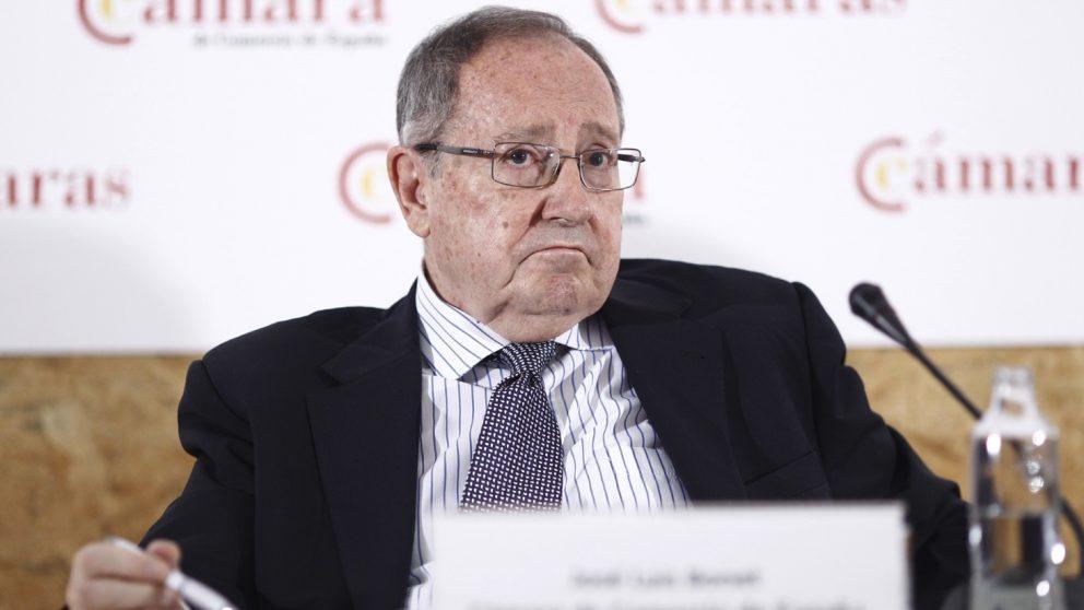 José Luis Bonet presidente de la Cámara de Comercio