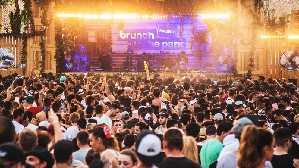 Brunch -In The Park Madrid celebra su tercera temporada alegrando los domingos de la capital. Foto: Brunch In The Park