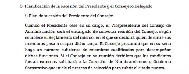 Los presidentes 'suplentes' de la banca española: Javier Echenique, Alfonso Botín, Tomás Muniesa…