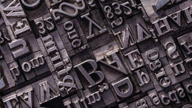crear tipografias