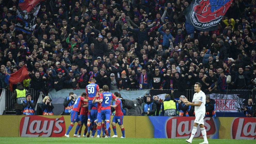 Champions League: Real Madrid – CSKA Moscú   Real Madrid, en directo