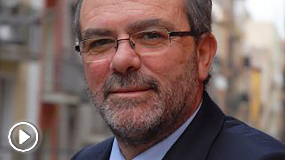 Joan Reñé, presidente de la Diputación de Lérida.