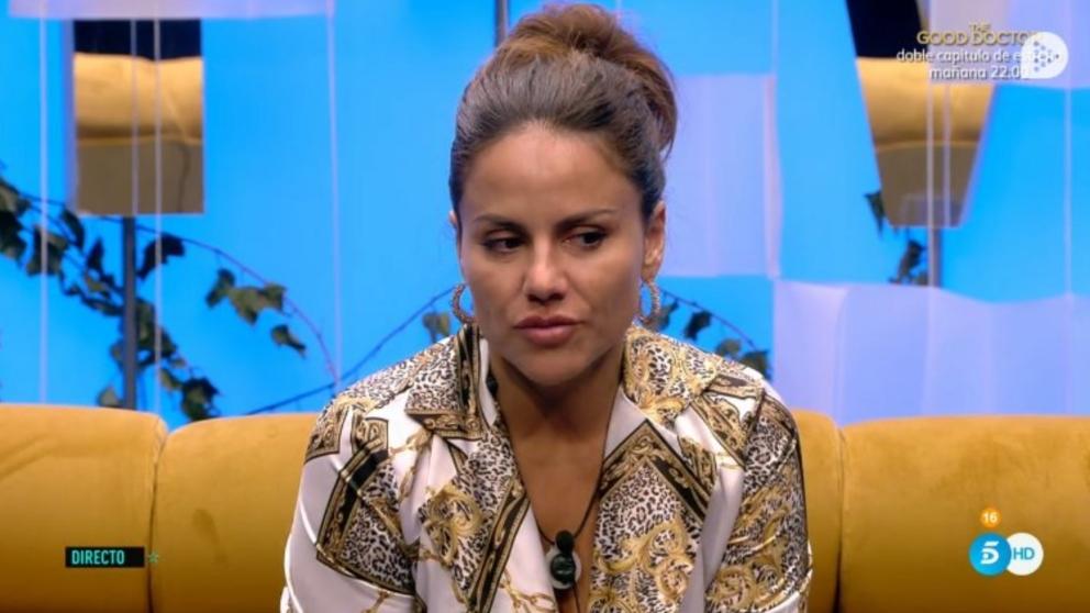 Mónica Hoyos seguirá en 'GH VIP 2018' hasta que la audiencia lo decida.