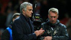 Mourinho, después del partido ante el Valencia. (AFP)
