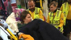 Mujer da a luz en plena calle de Madrid mientras espera el taxi para ir al hospital