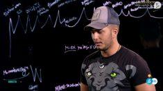 Omar Montes ha repasado su vida en 'GH VIP 2018'