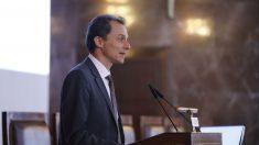 El ministro de Ciencia, Innovación y Universidades, Pedro Duque.