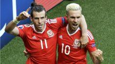 El Real Madrid estudia el fichaje de Ramsey y Bale podría ser clave. (AFP)