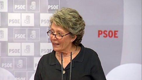 La administradora única de RTVE, Rosa María Mateo