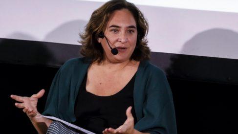 Ada Colau, alcaldesa. (Foto. Barcelona)