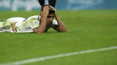 Asensio no pasa por su mejor momento. (AFP)