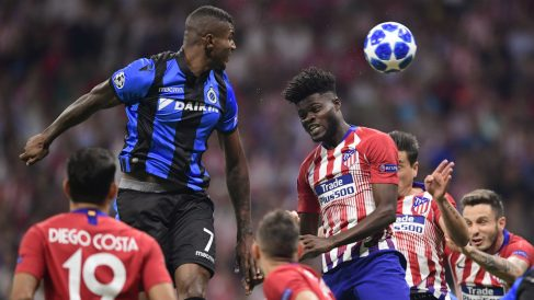 Champions League 2018: Atlético de Madrid – Brujas | Partido de fútbol hoy, en directo