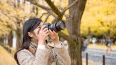 Guía de pasos para usar una cámara réflex
