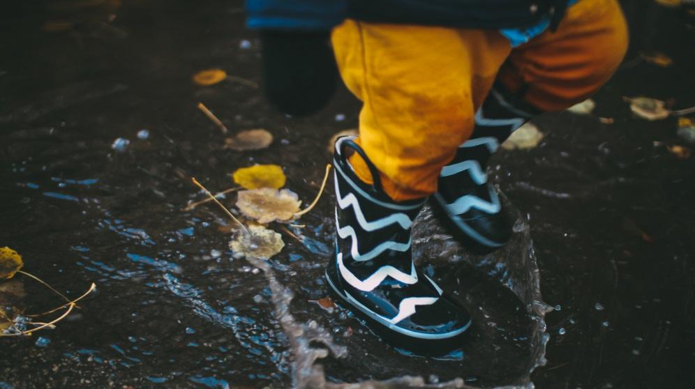 Hay muchas formas para personalizar tus botas de agua