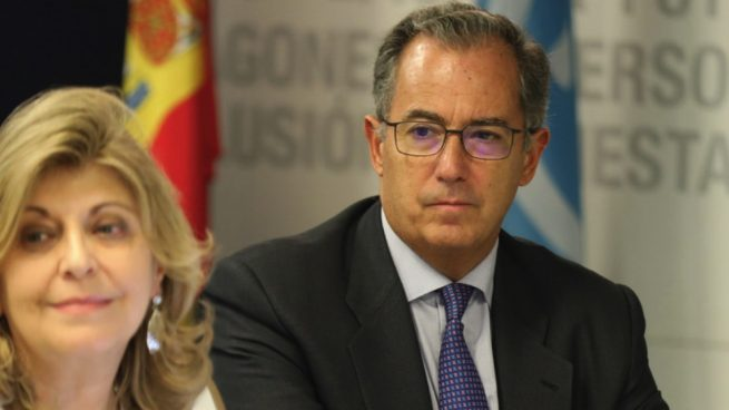 Enrique Ossorio, consejero de Educación de la Comunidad de Madrid. (Foto. PP)
