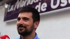 Ramón Espinar en una imagen reciente (RRSS).