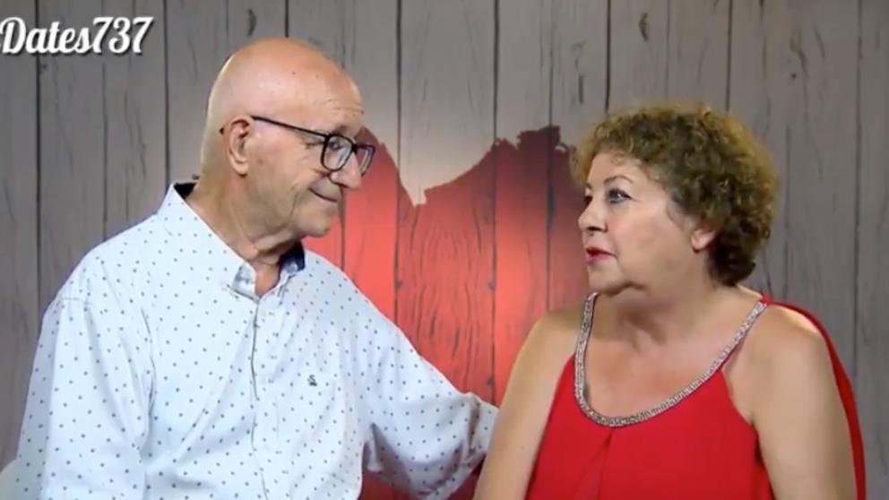 Vicente y Conchi, amor a primera vista en 'First Dates'