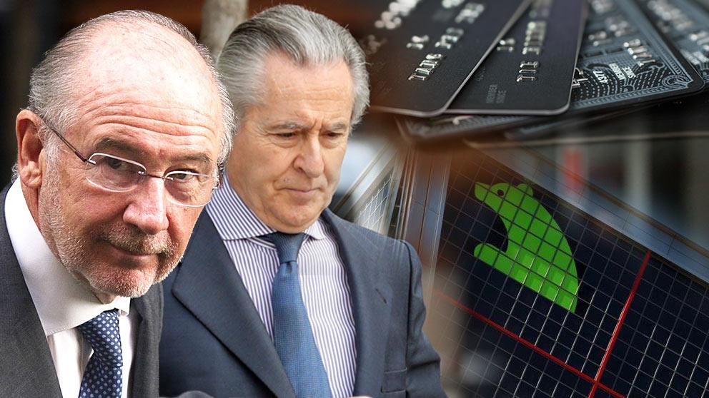 Rodrigo Rato y Miguel Blesa, ex presidentes de Caja Madrid, condenados por las tarjetas Black
