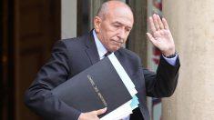 Gerard Collomb, exministro del Interior de Francia. (Foto: AFP)