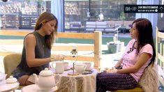"""Mónica y Miriam parecían """"amigas"""" en el té de 'GH VIP 2018'."""