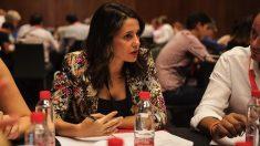 Inés Arrimadas. (Foto. C's)