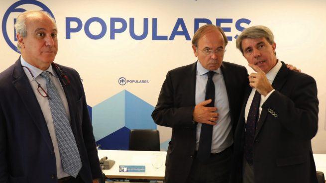 Garrido cuestiona los fichajes de Casado para el PP de Madrid: «Tenemos que recuperar el centro»